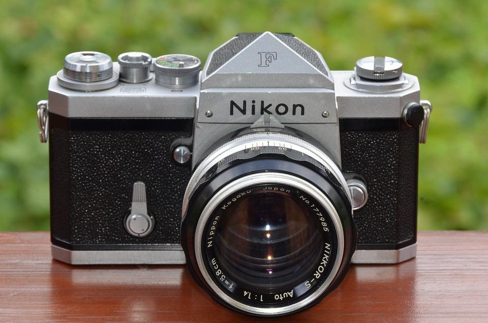 Free Photo Digital Camera Photography Nikon