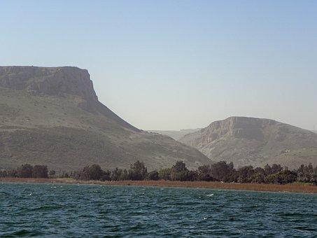 Israel, Galilee, Kin, Kineret, Kinneret