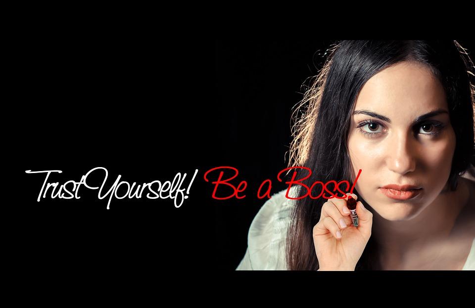 Boss, Executive, Businesswoman, Women'S Power