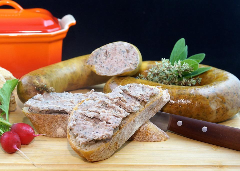 Salsiccia Di Fegato, Salsiccia, Alimentari, Mangiare