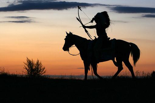 Indian Western The Horse Apache Chief Wild