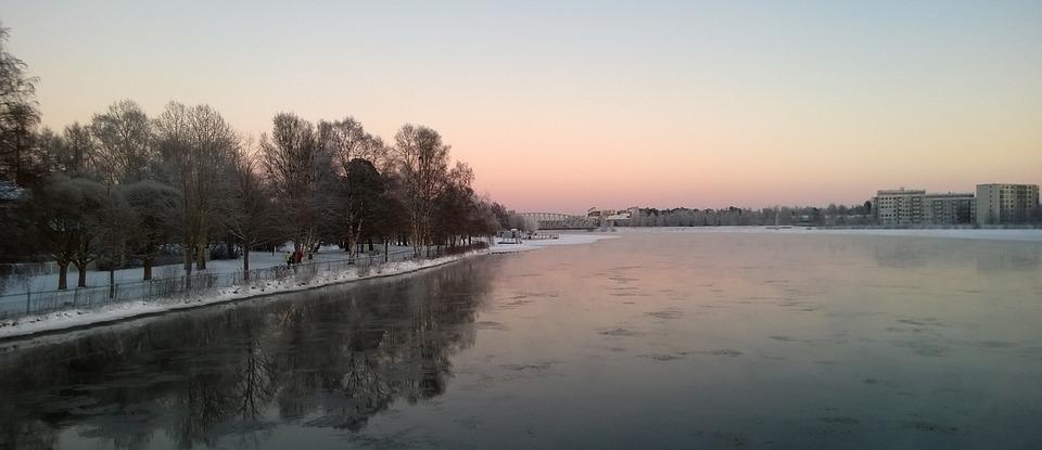 川 オウル川 - Pixabayの無料写...