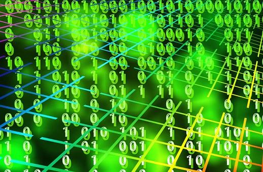 Software, Binary System, 1, 0, Binary