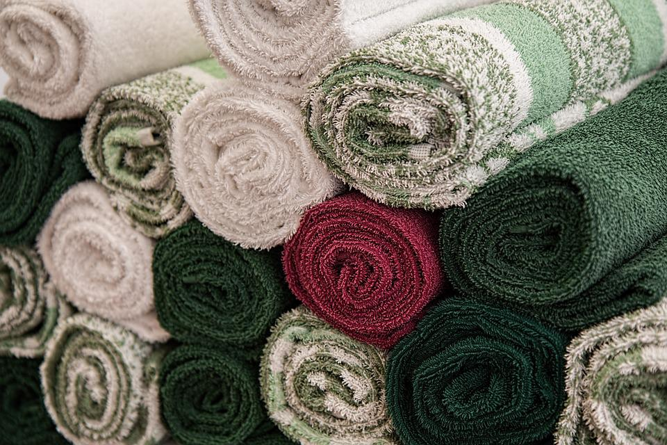Towels, Washday, Laundry, Housework, Wash, Bath Towel