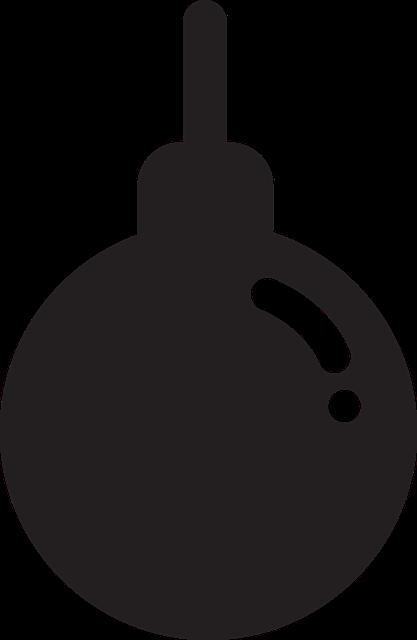 kostenlose vektorgrafik  deko  kugel  weihnachtskugel