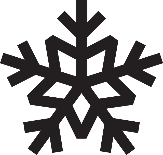 Free vector graphic: Snowflake, Crystal, Snow Crystal - Free Image ...