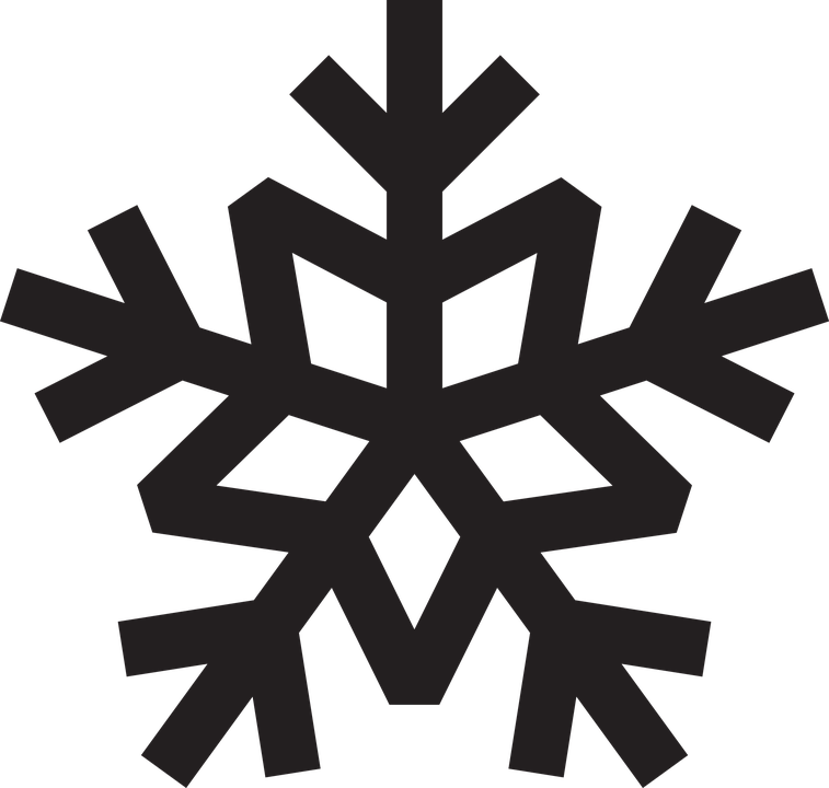 snowflake crystal snow free vector graphic on pixabay rh pixabay com snowflake background vector art free snowflake vector clip art
