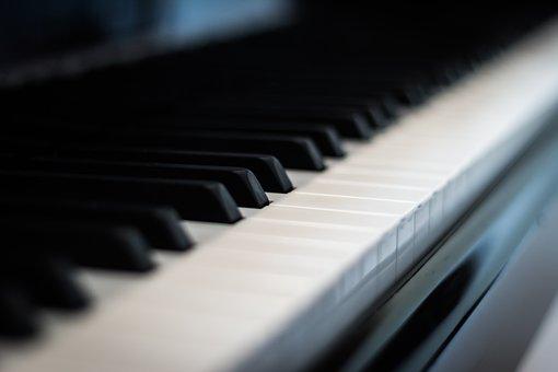 Piano, Melody, Classic, Music