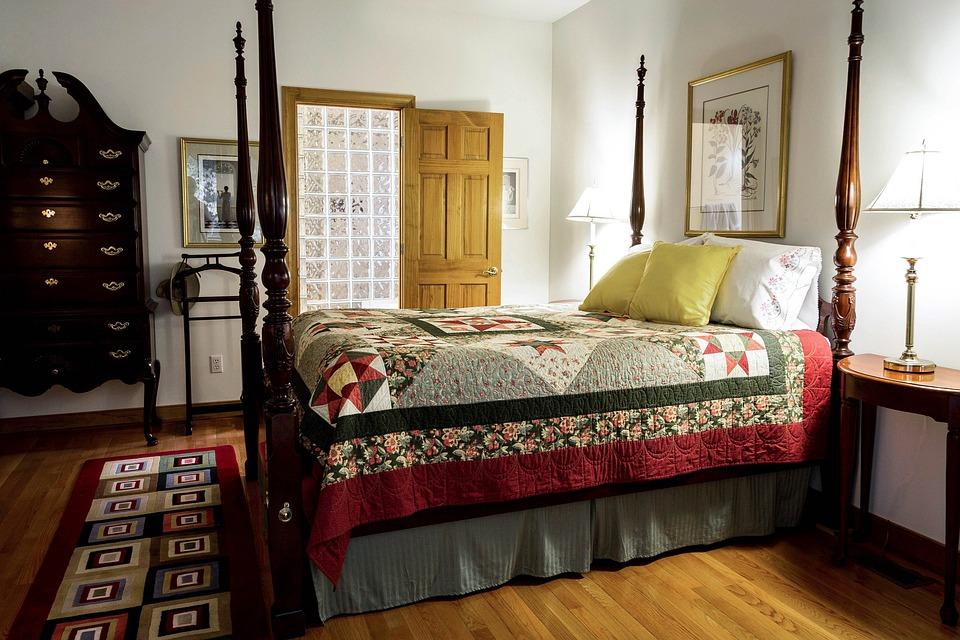 Schlafzimmer Decke Bett · Kostenloses Foto auf Pixabay