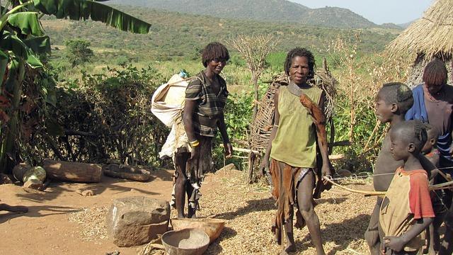 Benna Ethiopia Family 183 Free Photo On Pixabay