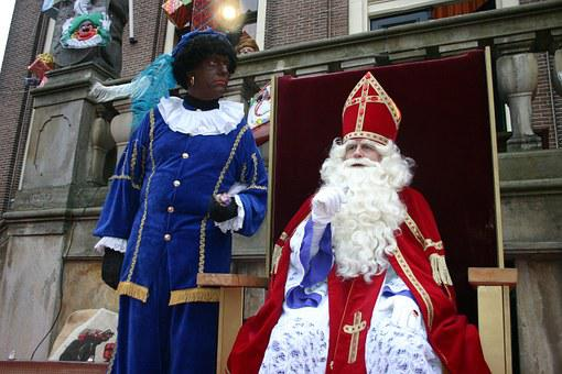 Sint And Piet, Saint Nicholas, Piet
