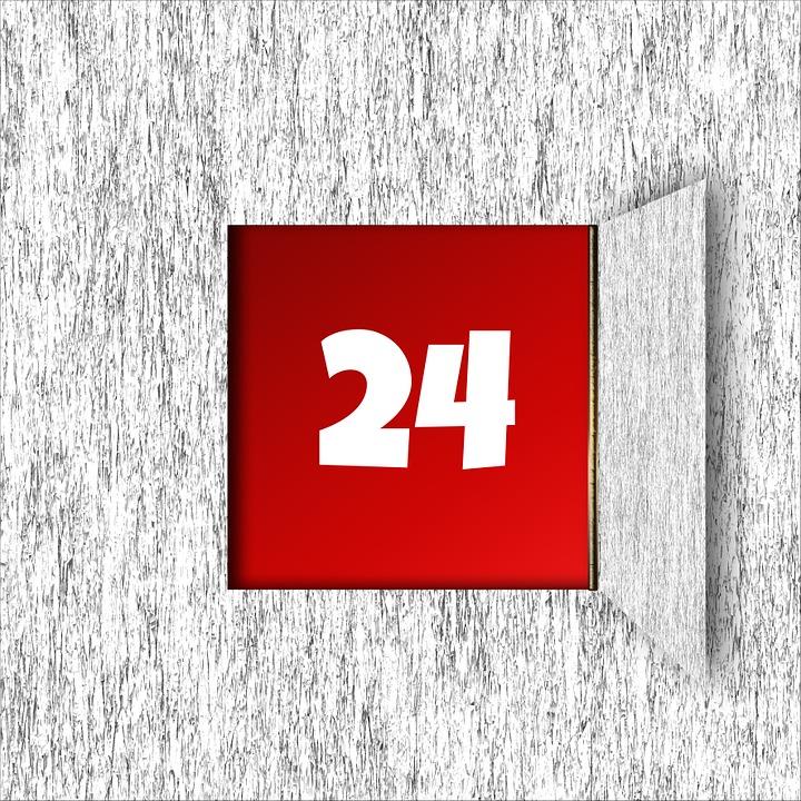 Year Calendar 2014 : Advent calendar background · free image on pixabay