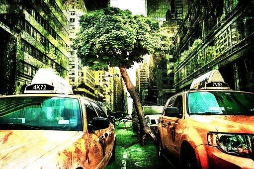 世界の終わり, 自然, ハルマゲドン, 黙示録, 偽る, 偽色, 破壊