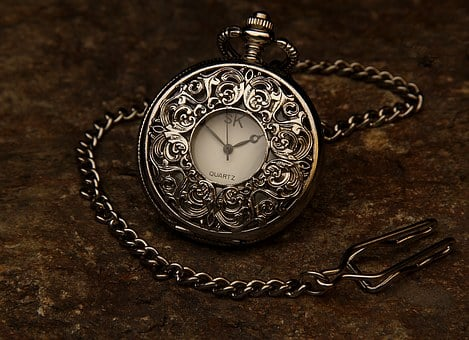 Pocket Watch, Watch, Timepiece, Clock