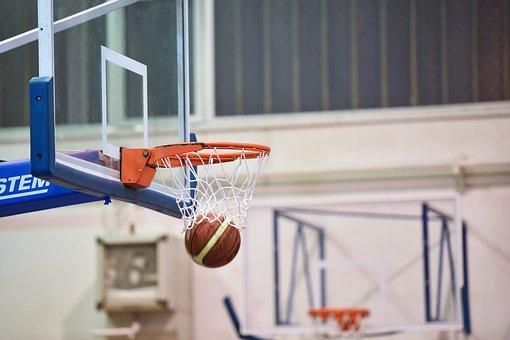 Basket Ball, Boule, Le Sport, Jeu