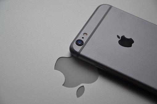 Iphone, アップル, 携帯電話, 電話, セル, エレクトロニクス