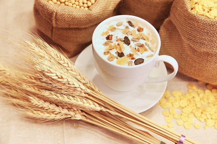 Cereals, Cup, Muesli, Mug, Cup Of Muesli