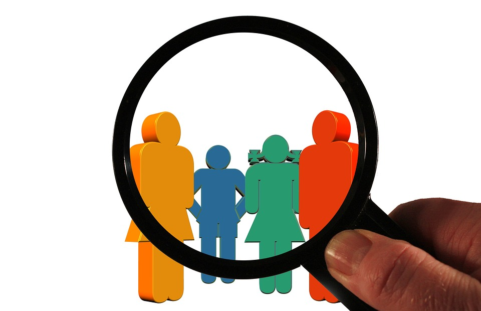 Pelanggan, Keluarga, Kaca Pembesar, Analisis
