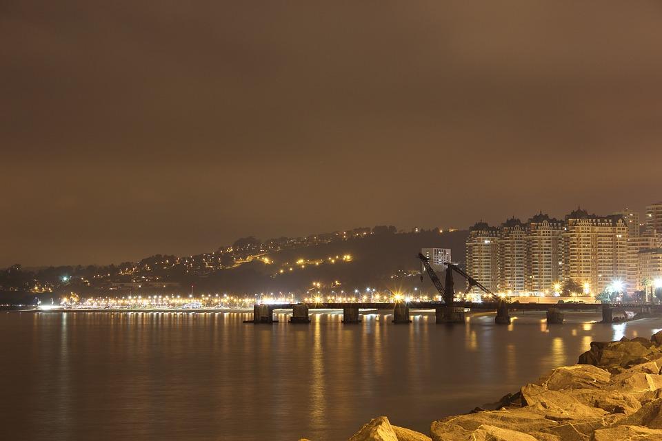 Viña Del Mar, Panorama, Cidade