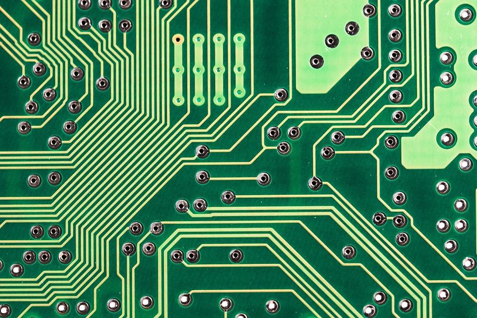 Platine, Computer, Chip, Datenverarbeitung, Lötstelle