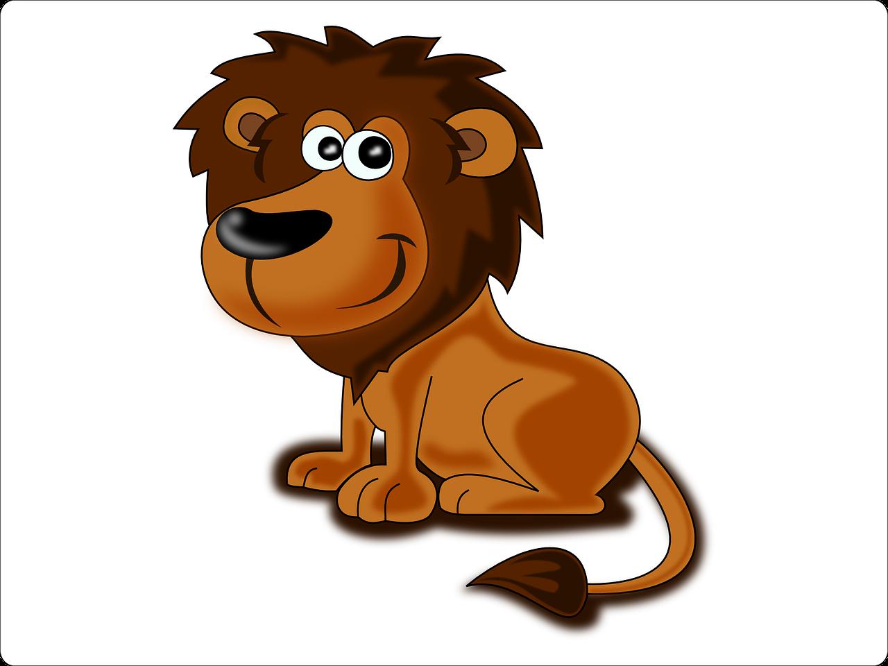 Cartoon pictures of lions Templar