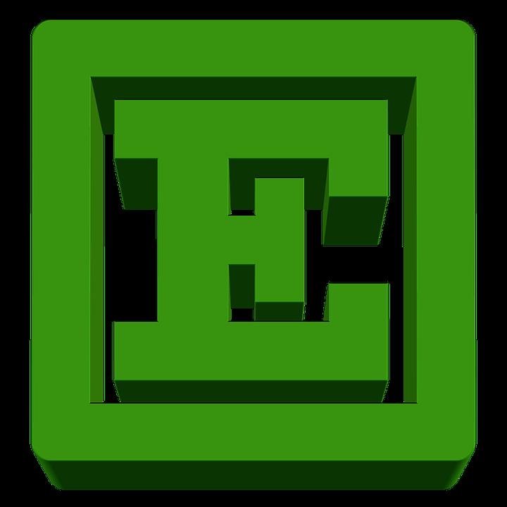 Letters Abc E Education Alphabet Literacy