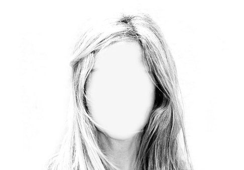 Woman Face Head Identity Search To Find Pe