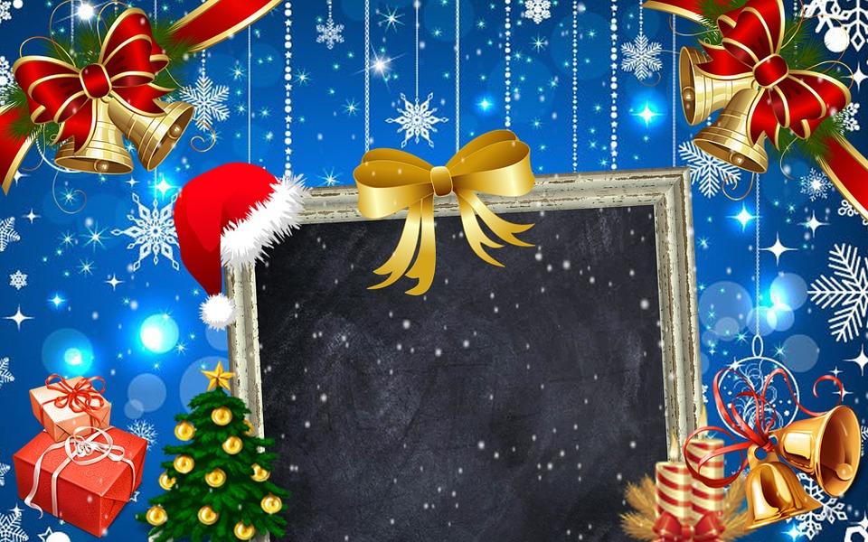 Christmas Charities Greeting Card · Free image on Pixabay