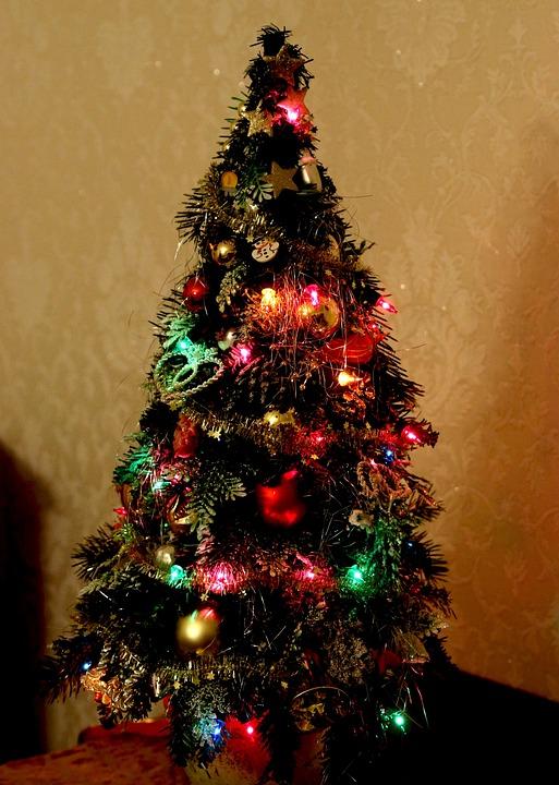 Weihnachtsbaum Christbaum Weihnachten Tannenbaum