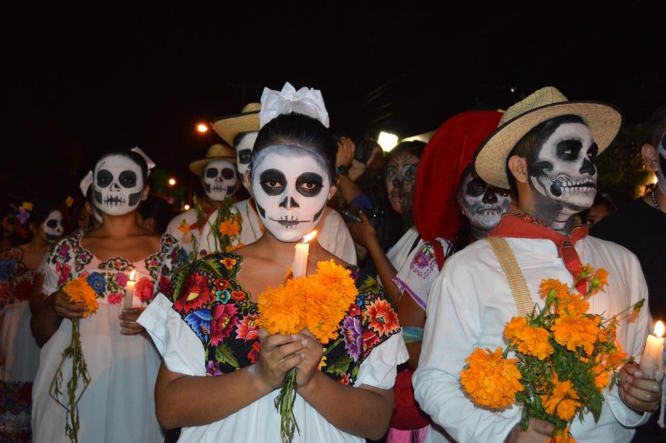 """Résultat de recherche d'images pour """"dia de los muertos mexico"""""""