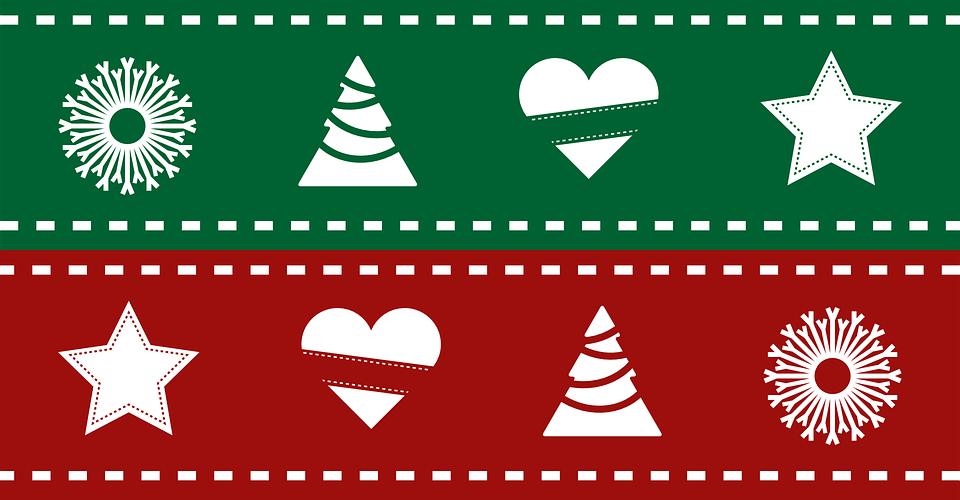 Vector Copo De Nieve: Navidad Copo De Nieve Corazón · Gráficos Vectoriales