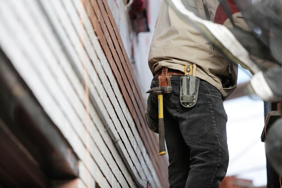 建設労働者, ビルダー, ビルド, 建築家, 仕事, ワーカー, 建設, 男, 人, 男性, 請負業者