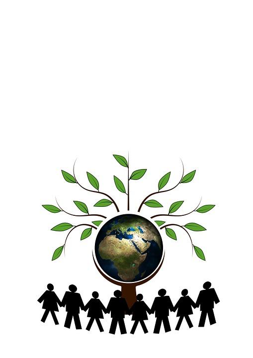 مشاركة الأفكار والخطوات للحد من تغير المناخ