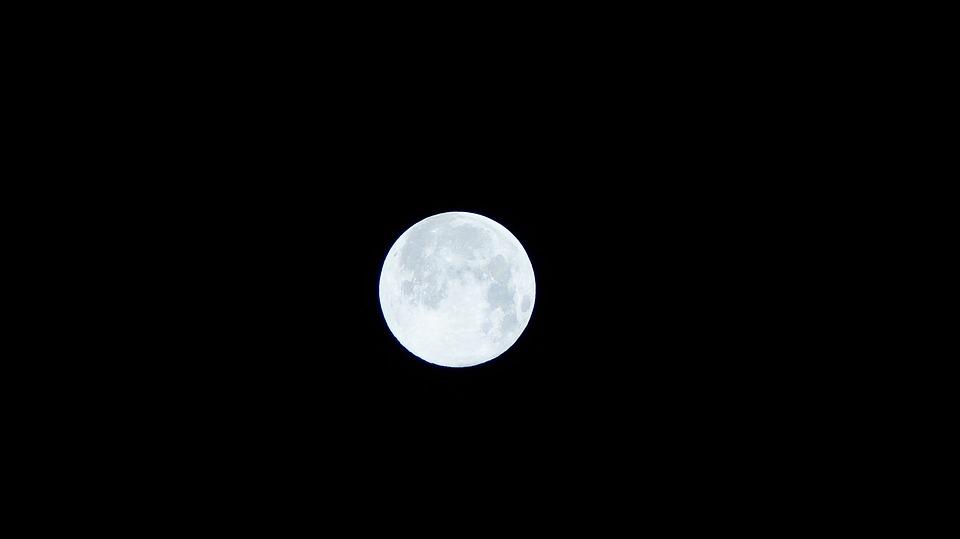 Maan, Nacht Uitzicht, Superman, Nacht, Moonlit Nacht