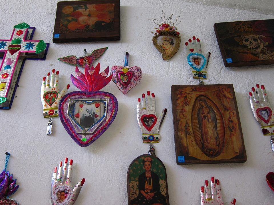 Photo gratuite: Mexique, Frida Kahlo, Peinture, Art - Image gratuite sur Pixabay - 569929