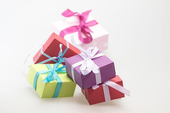 Выбор подарка онлайн