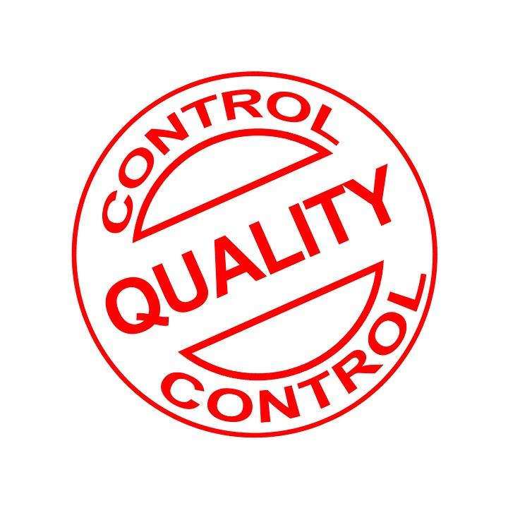 kvalitetskontroll as