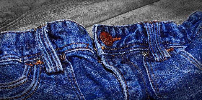 Jeans, Pantalones, Blue Jeans, Textiles