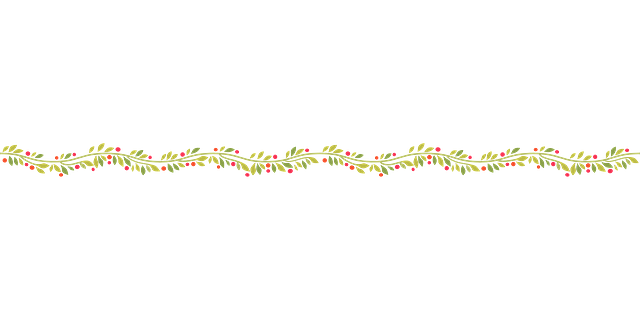 Free Vector Graphic Wavy Garland Decoration Free
