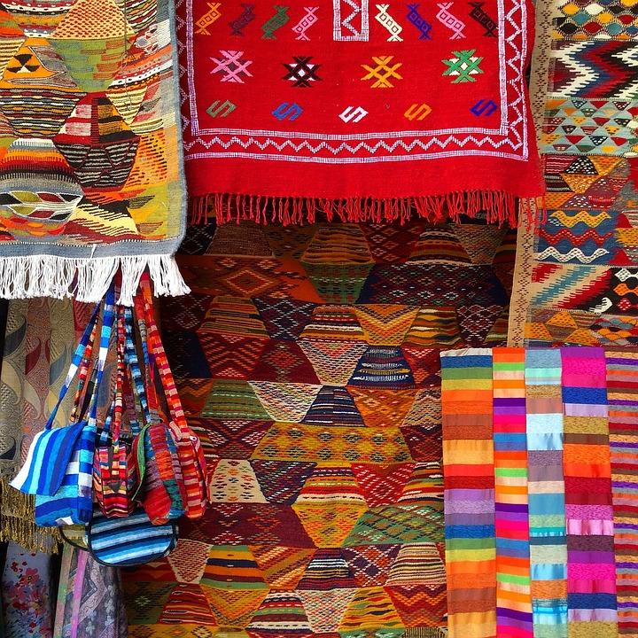 Colour Blends for Carpets