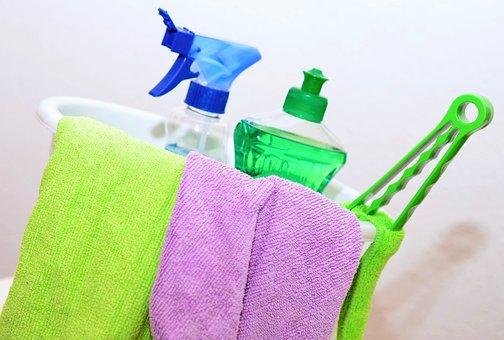 Aide ménagère (Service à la personne)