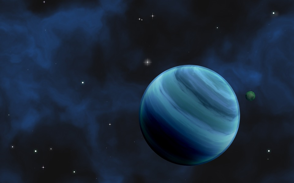 blue giant planet - photo #10