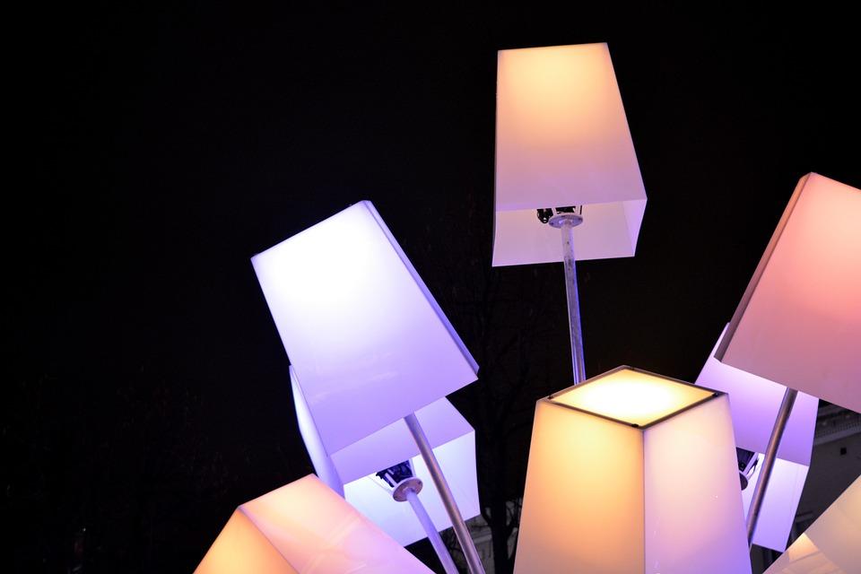 Lampen kleuren licht gratis foto op pixabay