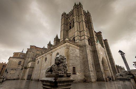 Qué ver qué hacer en Ávila, Catedral de Cristo Salvador, Ávila