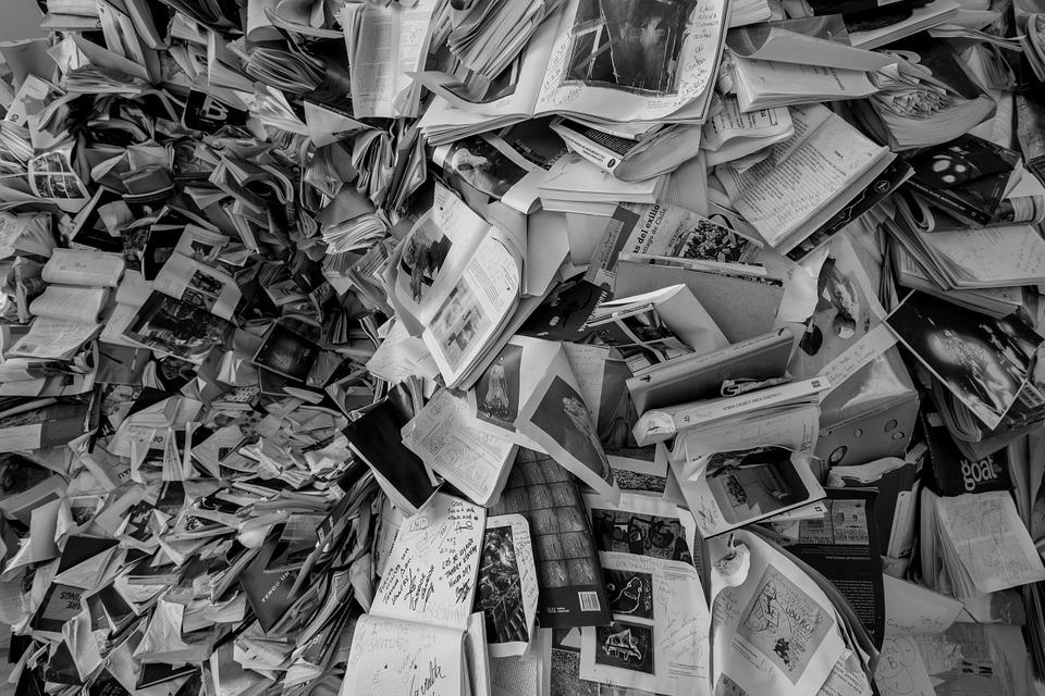 Free Photo Paper Newspapers Magazines Read Free Image On Pixabay 573095