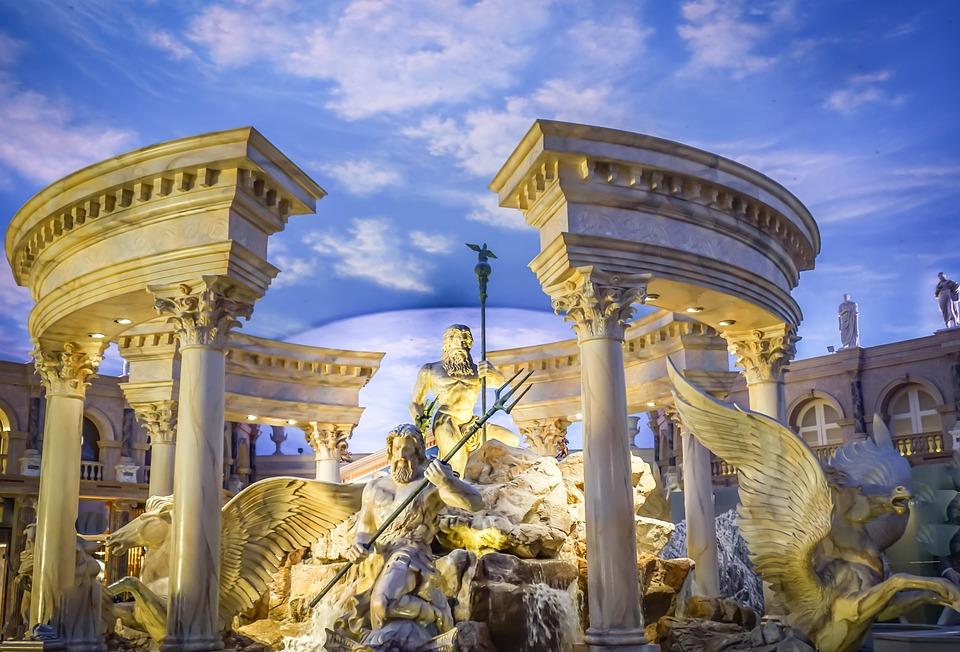 Caesars Palace Las Vegas Statue 183 Free Photo On Pixabay
