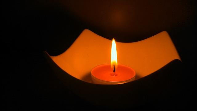 kostenloses foto kerze flamme brennende kerze. Black Bedroom Furniture Sets. Home Design Ideas