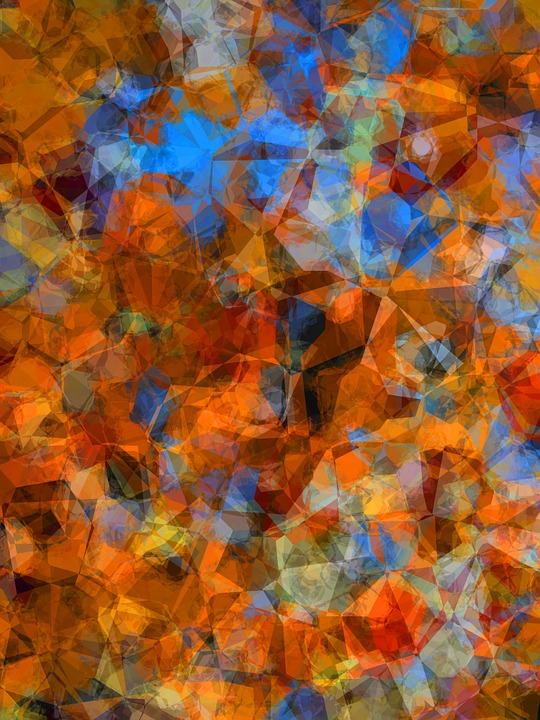 Free Illustration Abstract Artwork Cubism Free Image