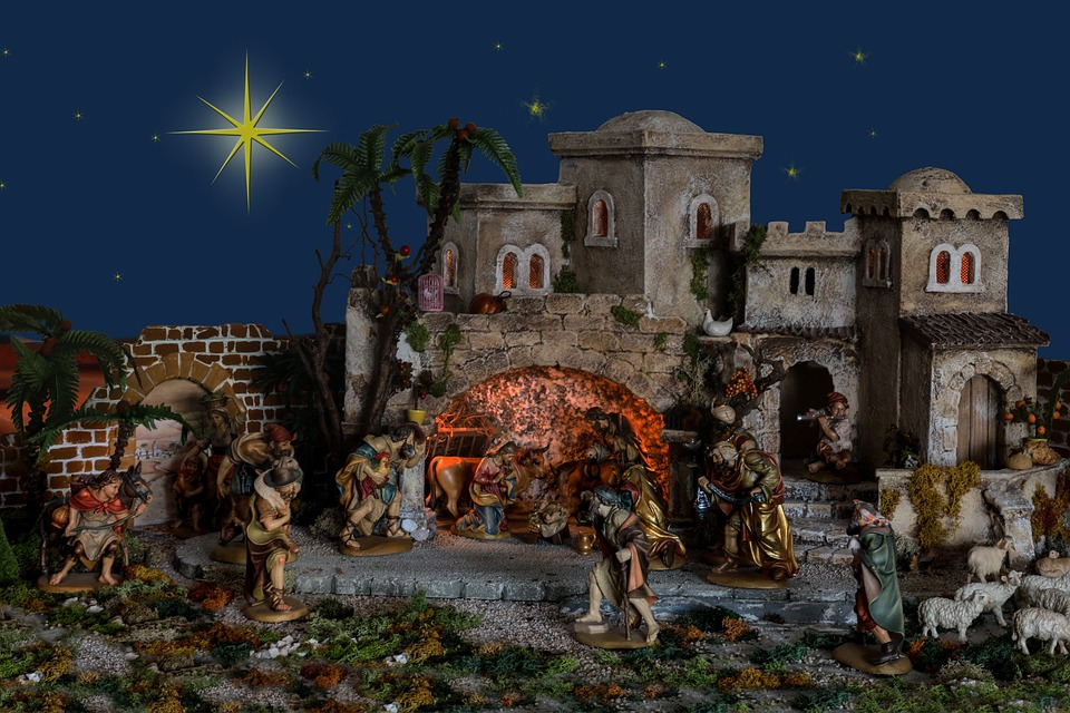 weihnachten bethlehem krippe kostenloses foto auf pixabay. Black Bedroom Furniture Sets. Home Design Ideas