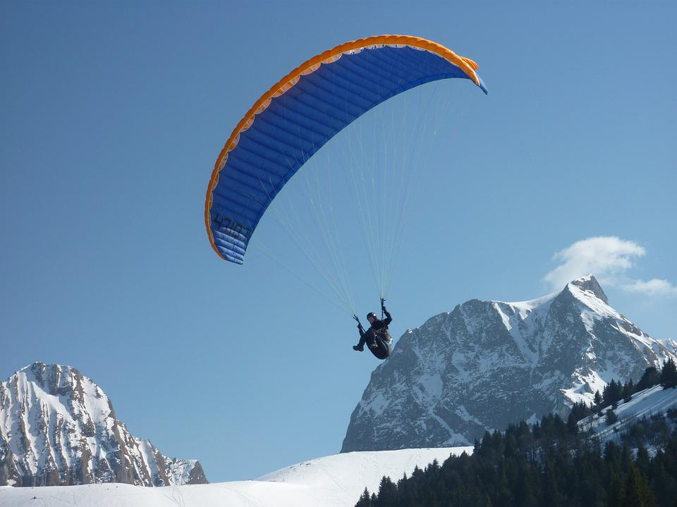 paragliding fly snow sport flying  u00b7 free photo on pixabay free vector owl cartoon free owl vector art